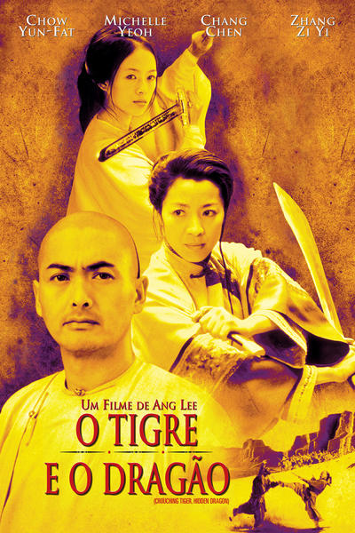 Filme - O Tigre e o Dragão