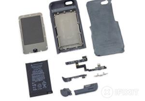 iFixit desmonta Apple Smart Battery Case