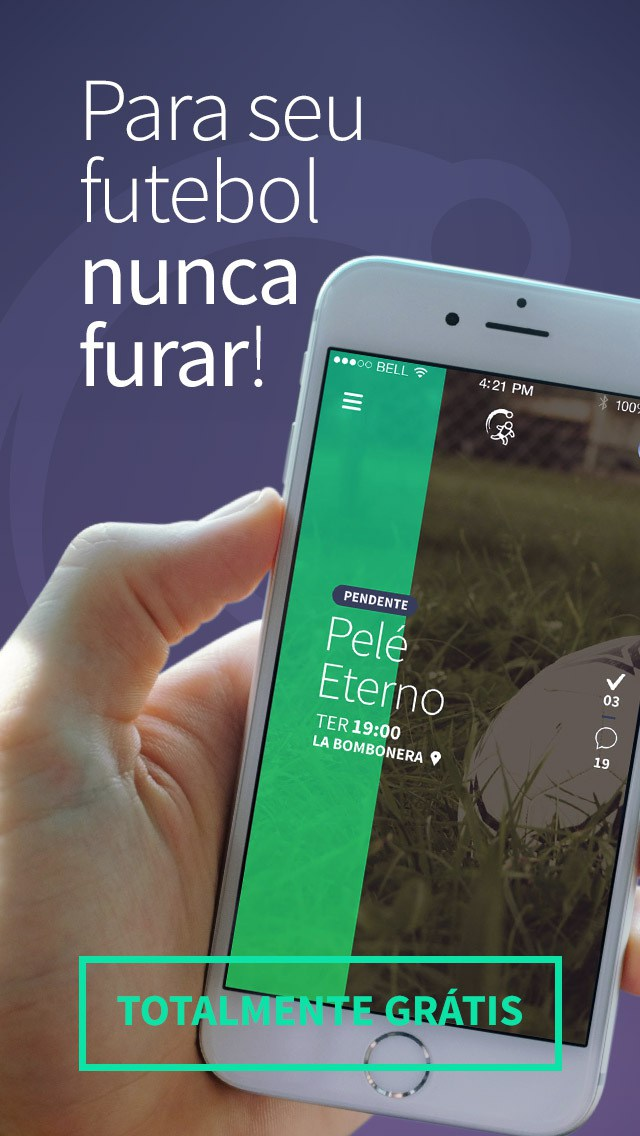 App Dribly para iPhones/iPods touch