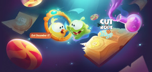 Jogo Cut the Rope: Magic para iOS