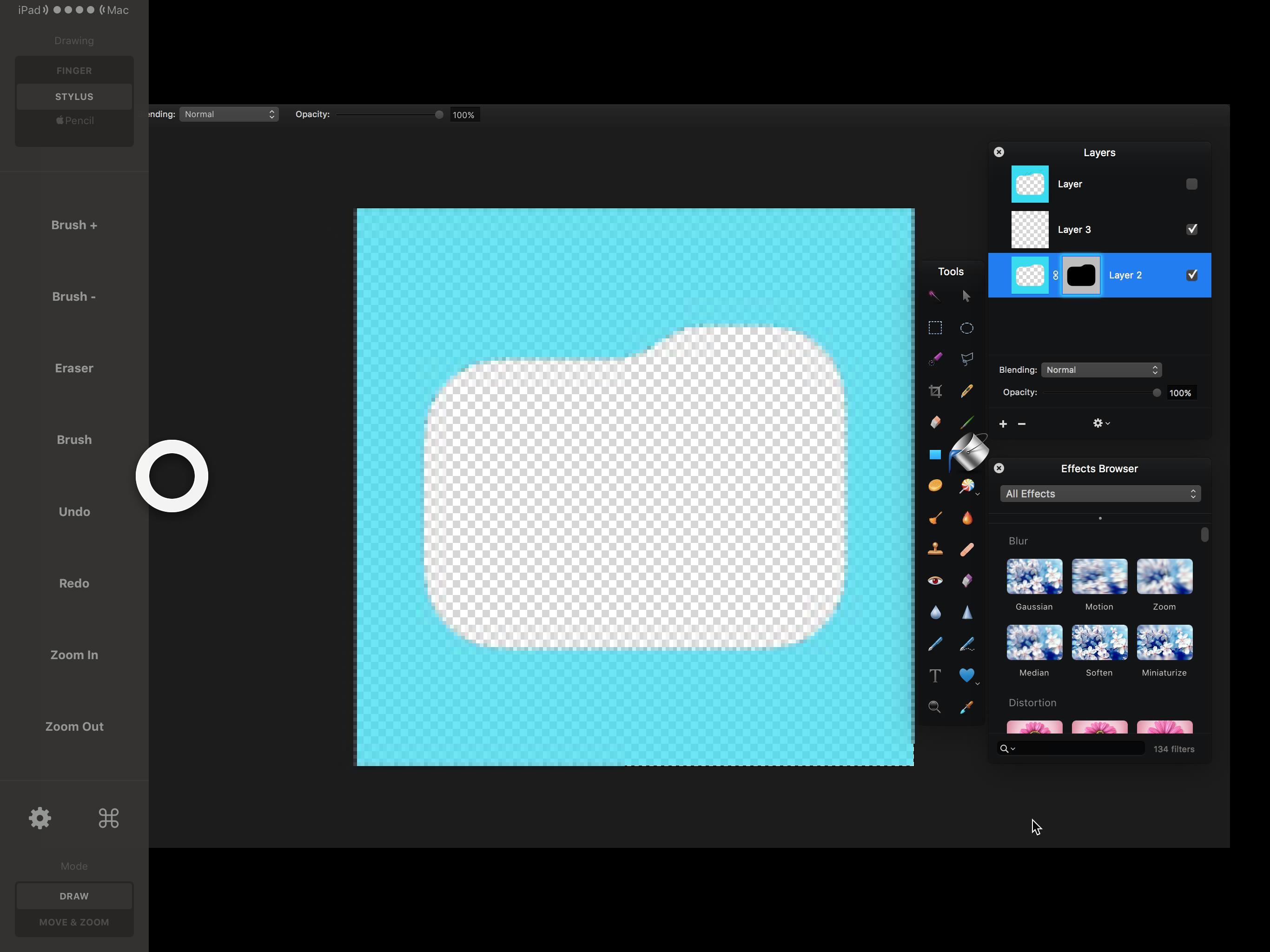 Astropad no iPad Pro