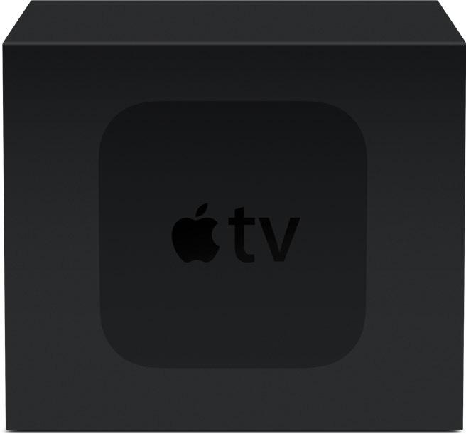 Caixa da nova Apple TV (quarta geração)
