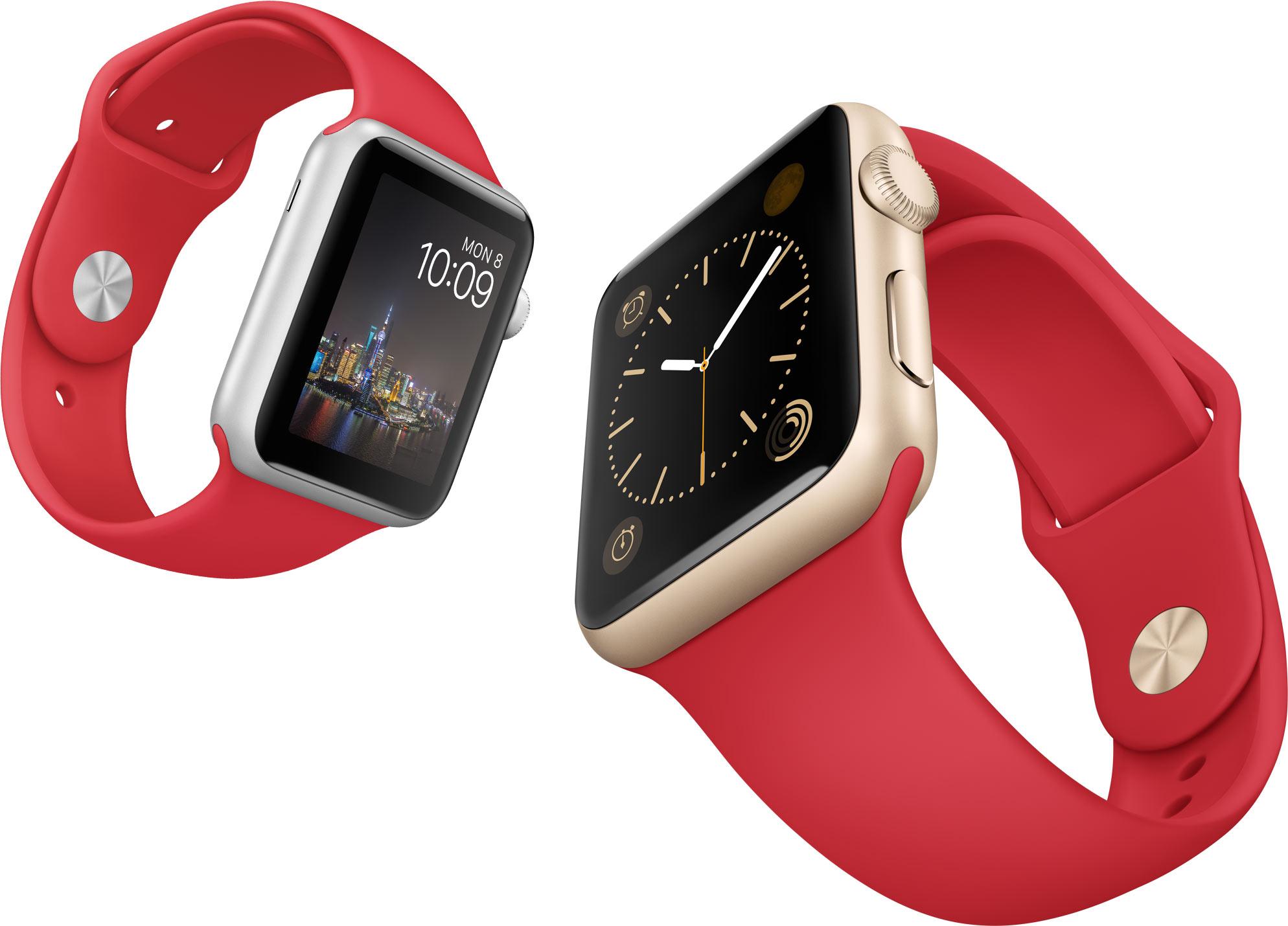 Edição especial do Apple Watch Sport - Ano Novo Chinês