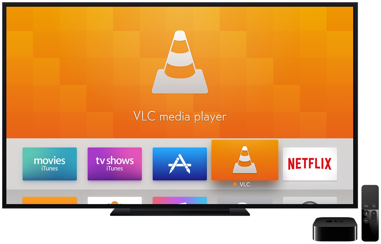 App VLC para tvOS