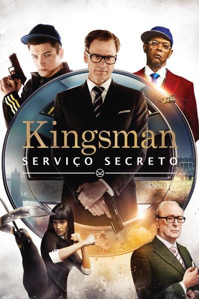 Filme - Kingsman: Serviço Secreto