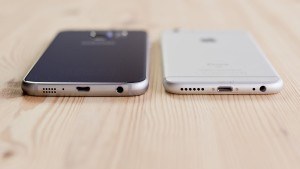 iPhone 6s v. Galaxy S6