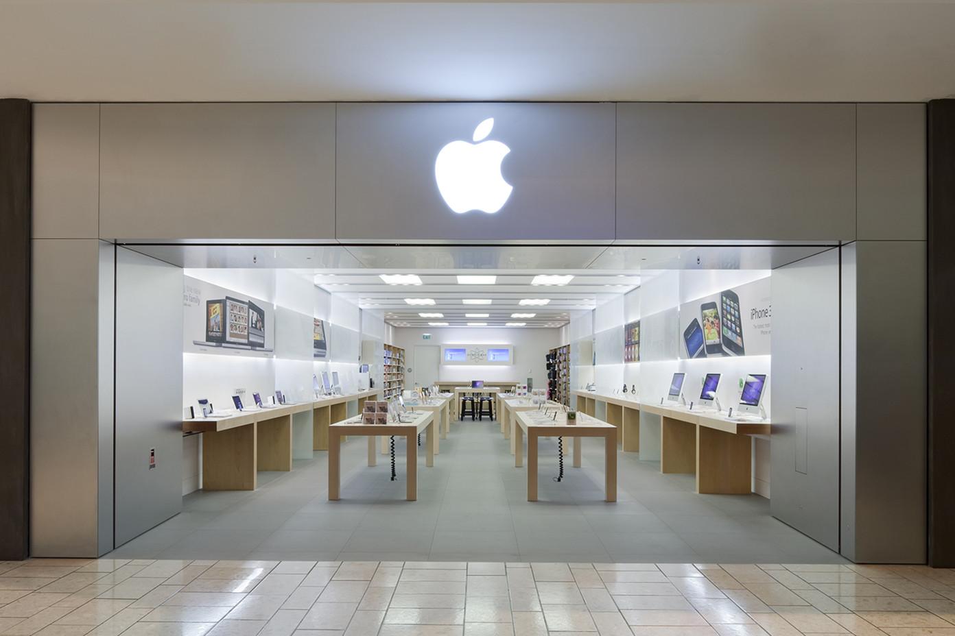Apple Store, Stoneridge Mall