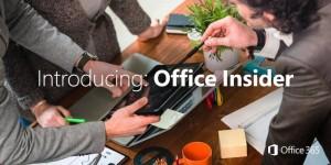 Office Insider