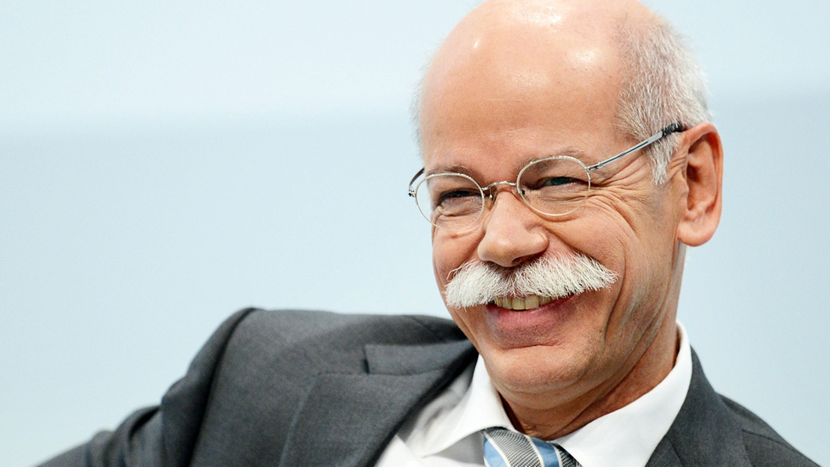 Dieter Zetsche, CEO da Daimler