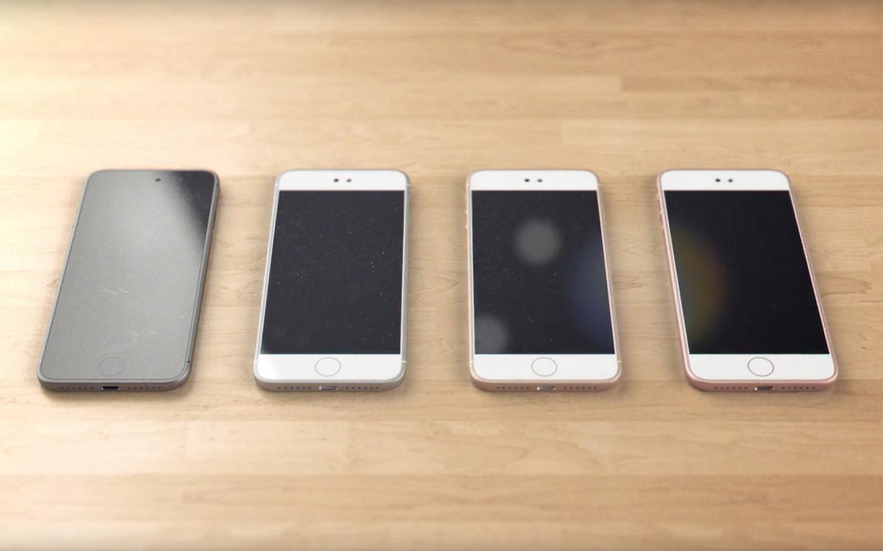 """Vídeo: leitor cria um conceito bem interessante para o """"iPhone 7"""""""