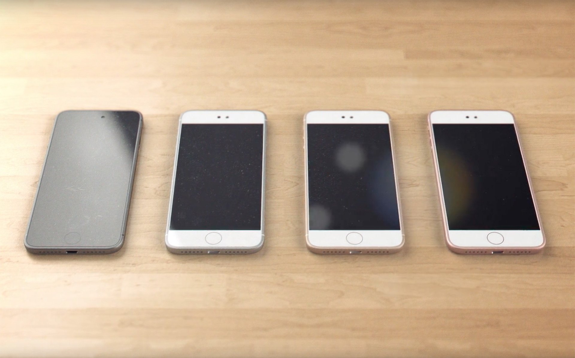 Conceito de iPhone 7
