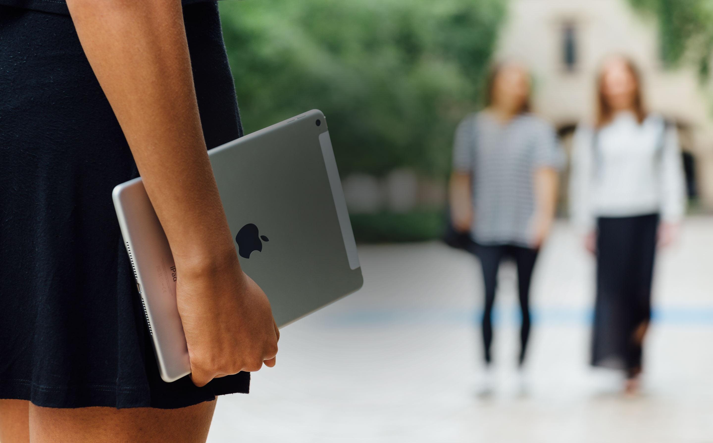 Apple e educação (iPad)