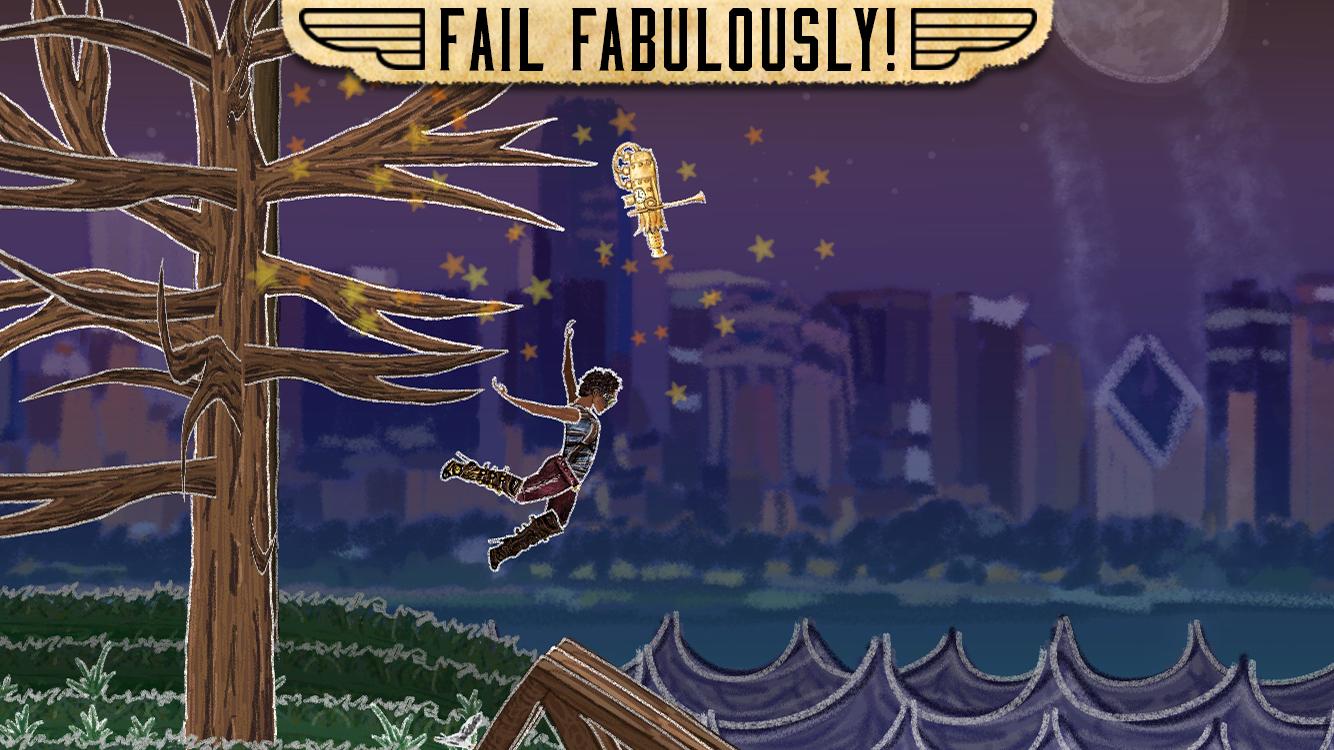 Screenshot do jogo Piloteer