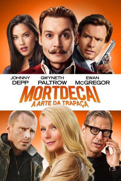 """Filme - """"Mortdecai: A Arte Da Trapaça"""""""
