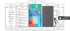 Airmail em iPhones