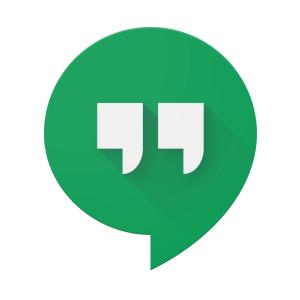 Ícone - Hangouts para iOS