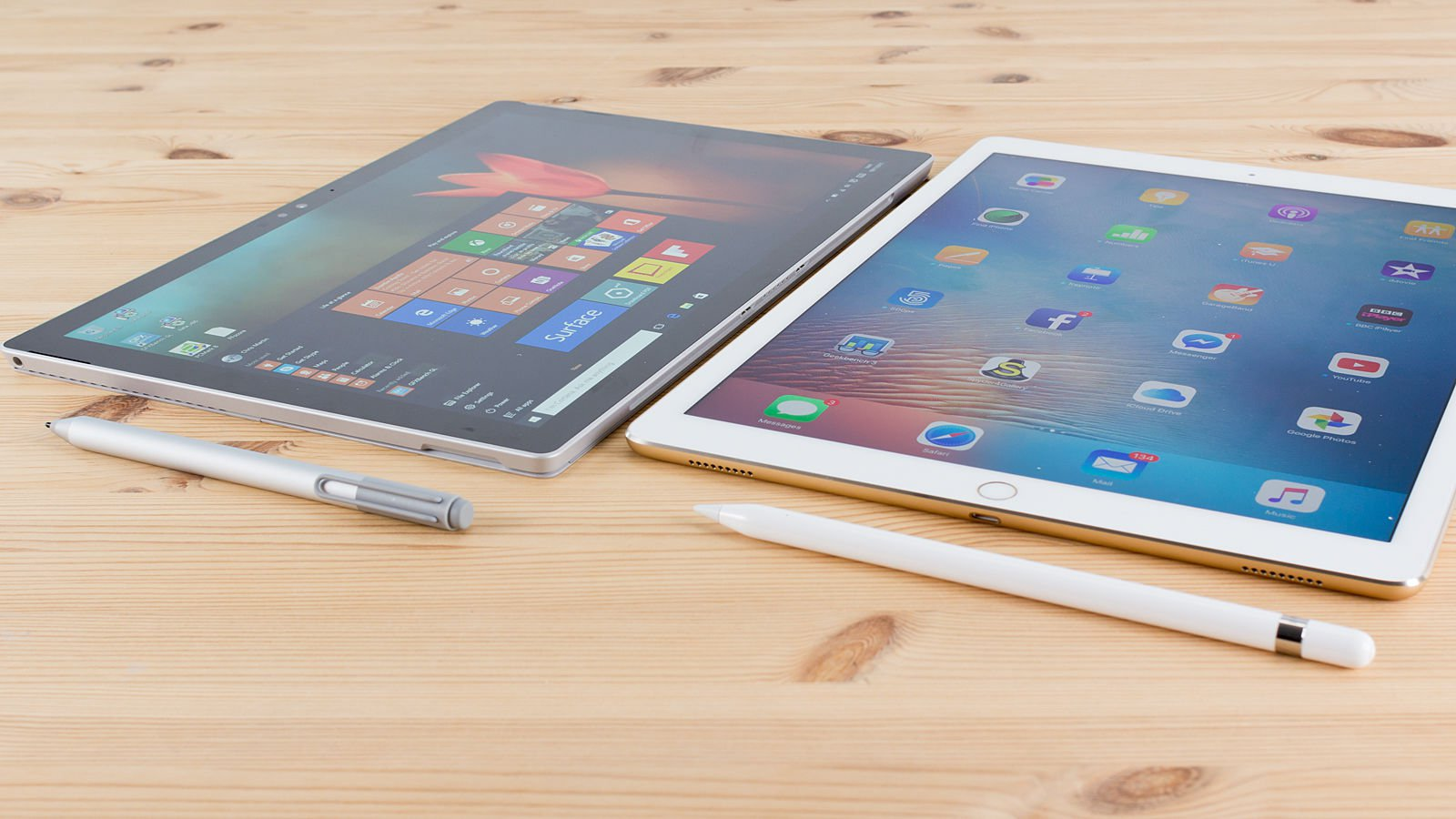 Surface vs. iPad