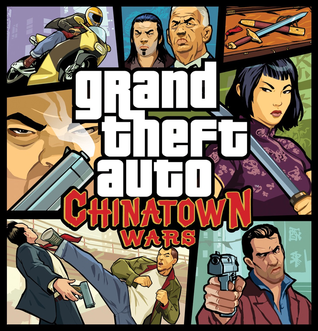 Jogo Grand Theft Auto: Chinatown Wars para iOS