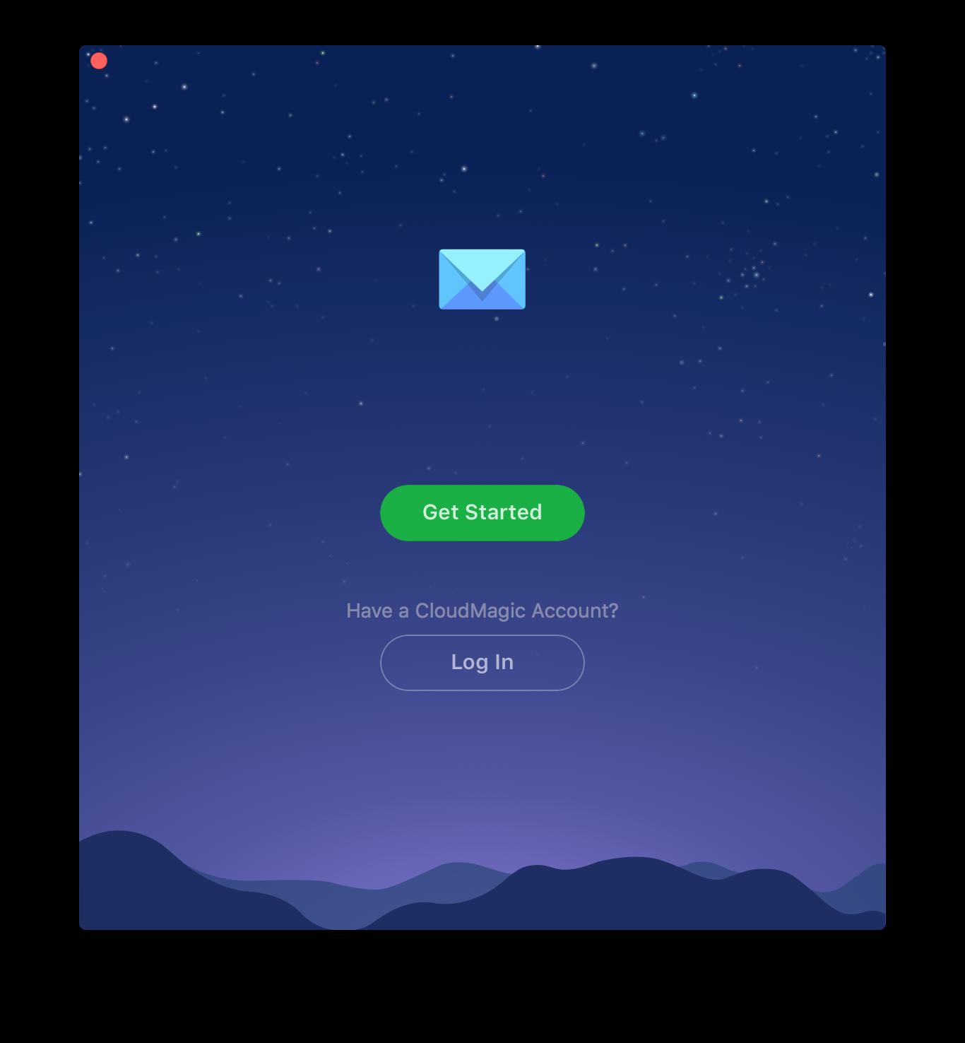 CloudMagic para OS X
