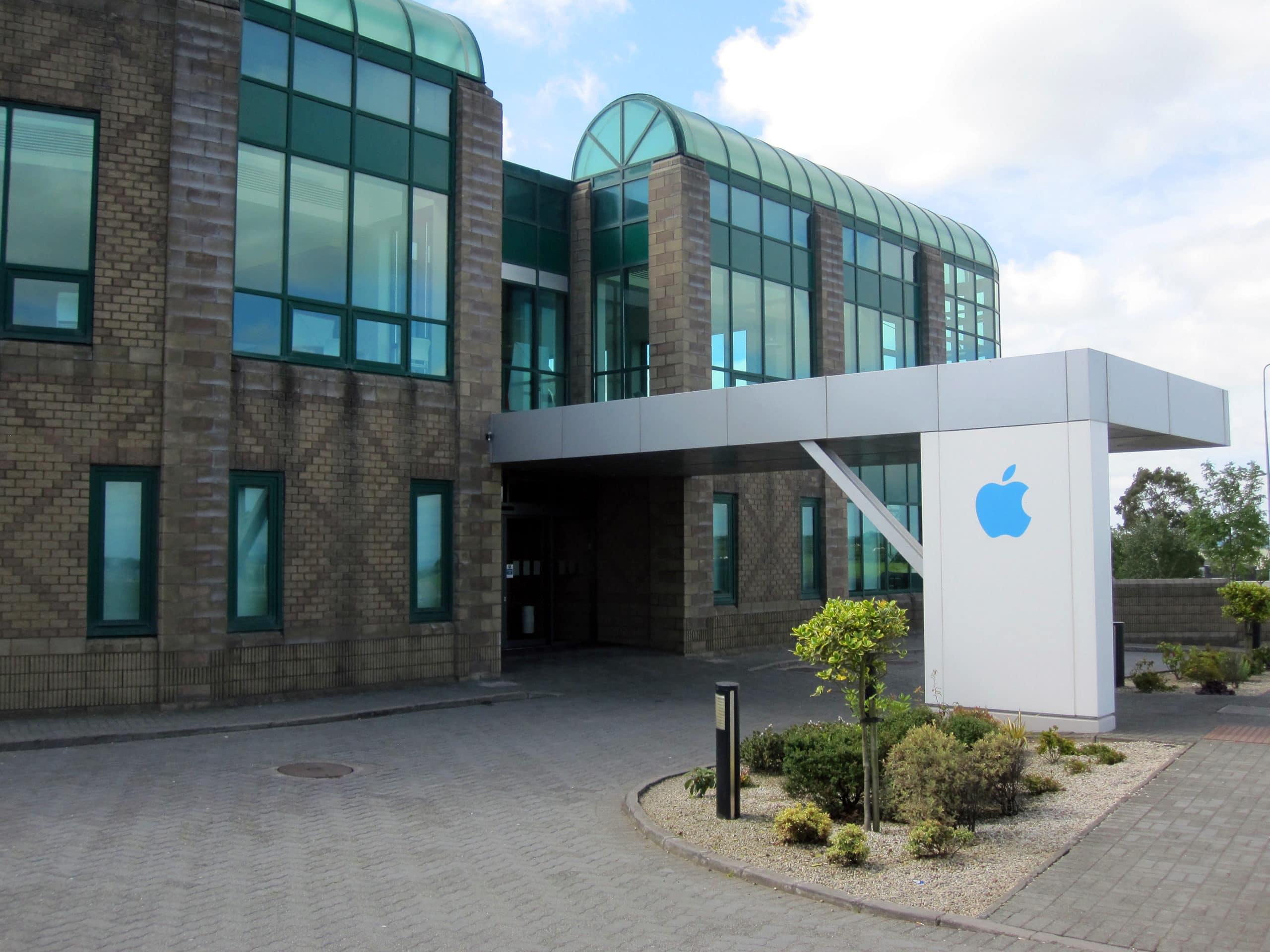 Sede da Apple na Irlanda