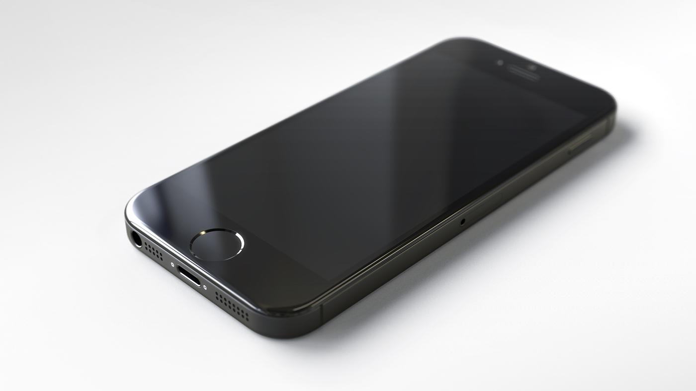 Conceito de iPhone 5se