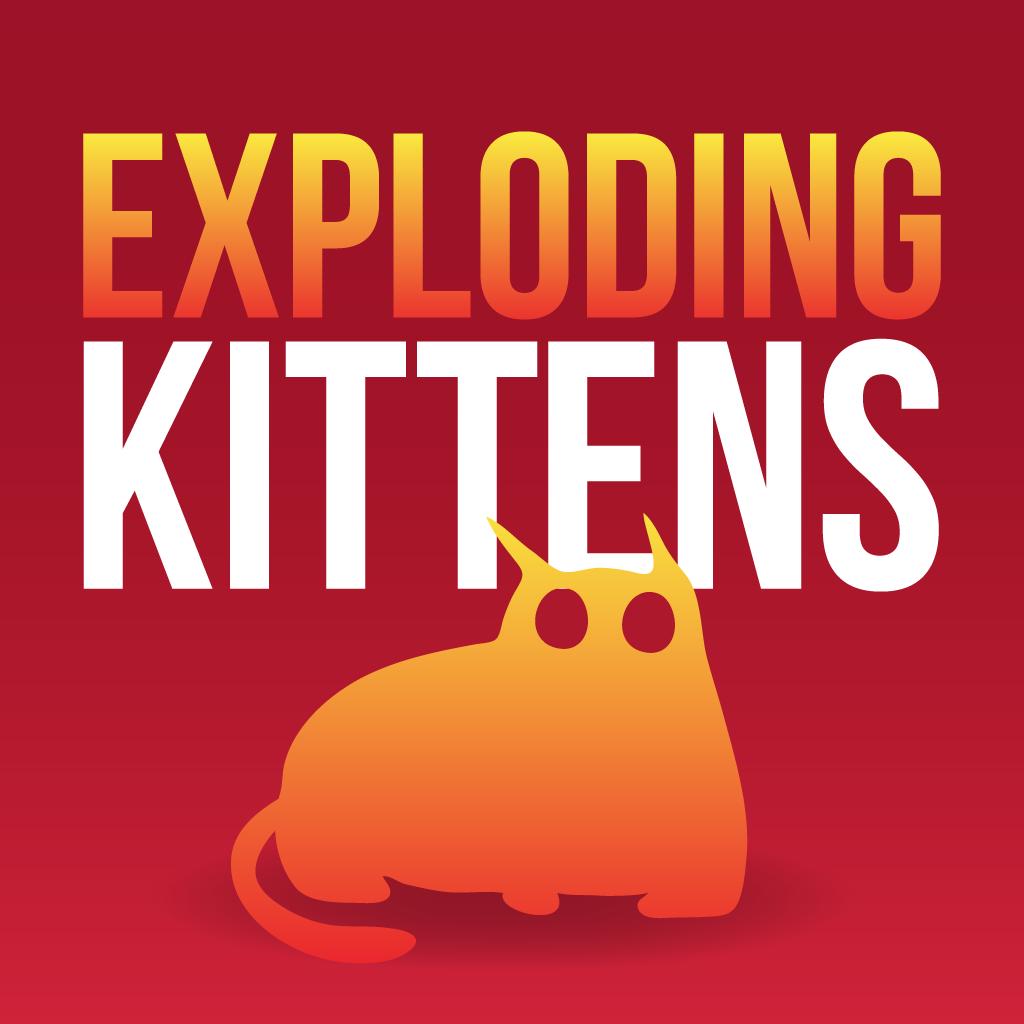 Ícone - Exploding Kittens
