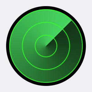 Ícone - Buscar Meu iPhone