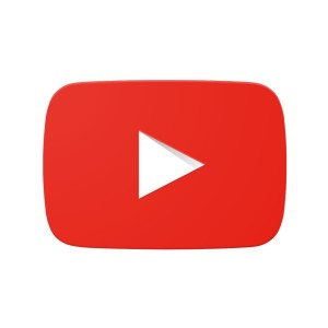Ícone do app YouTube para iOS