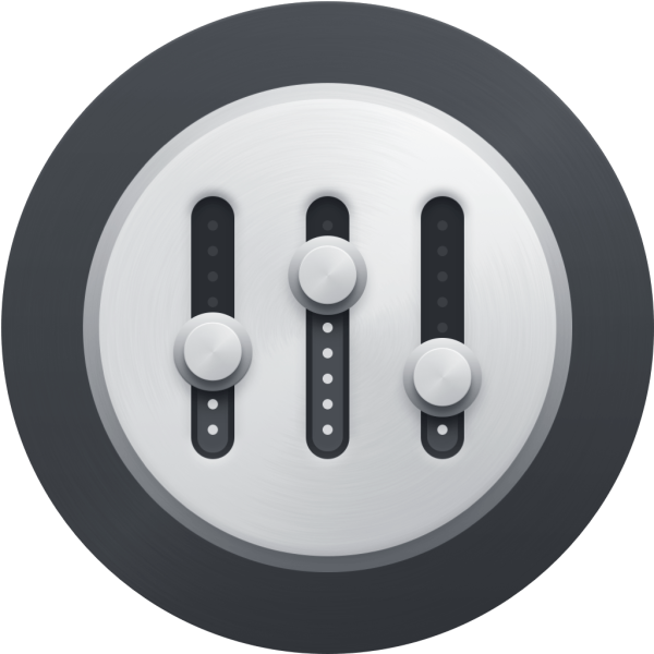 Ícone - Volume Mixer