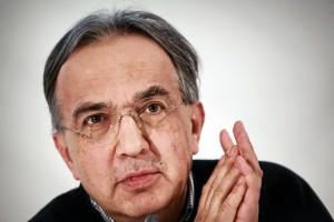 Sergio Marchionne, CEO da Fiat Chrysler Automobiles (FCA)