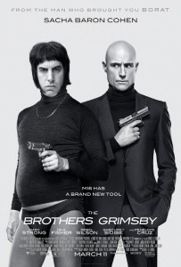 Pôster do filme - The Brothers Grimsby