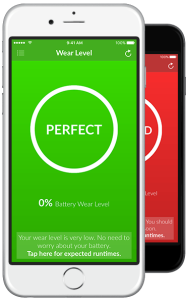 App Battery Life para iOS