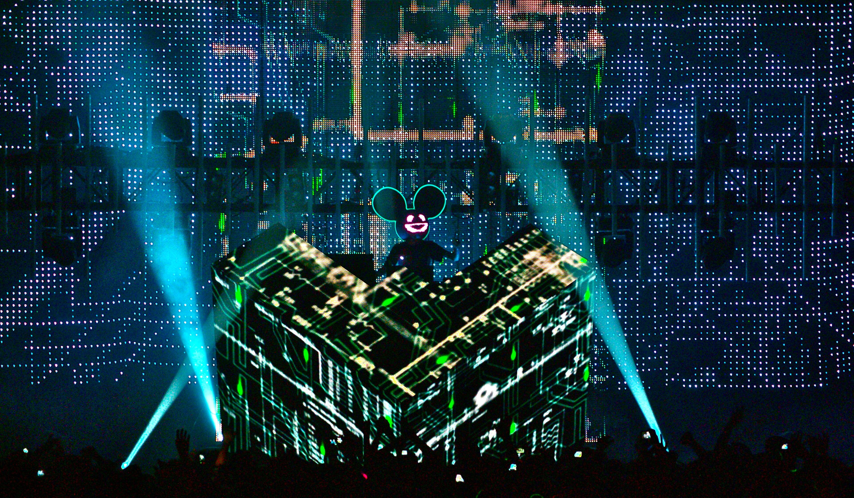 Performance de deadmau5