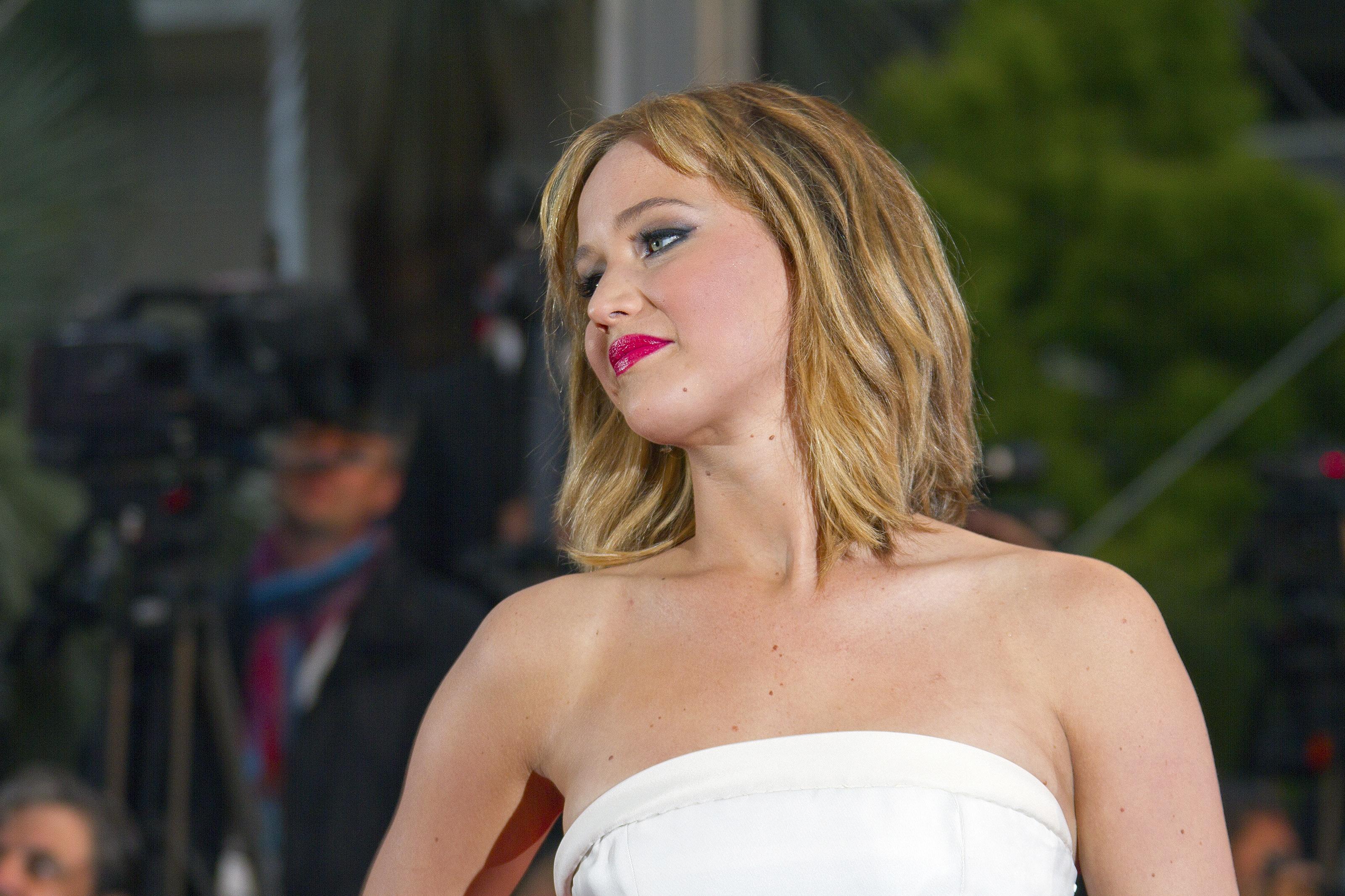Atriz Jennifer Lawrence