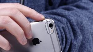 Suposta case para o iPhone 7