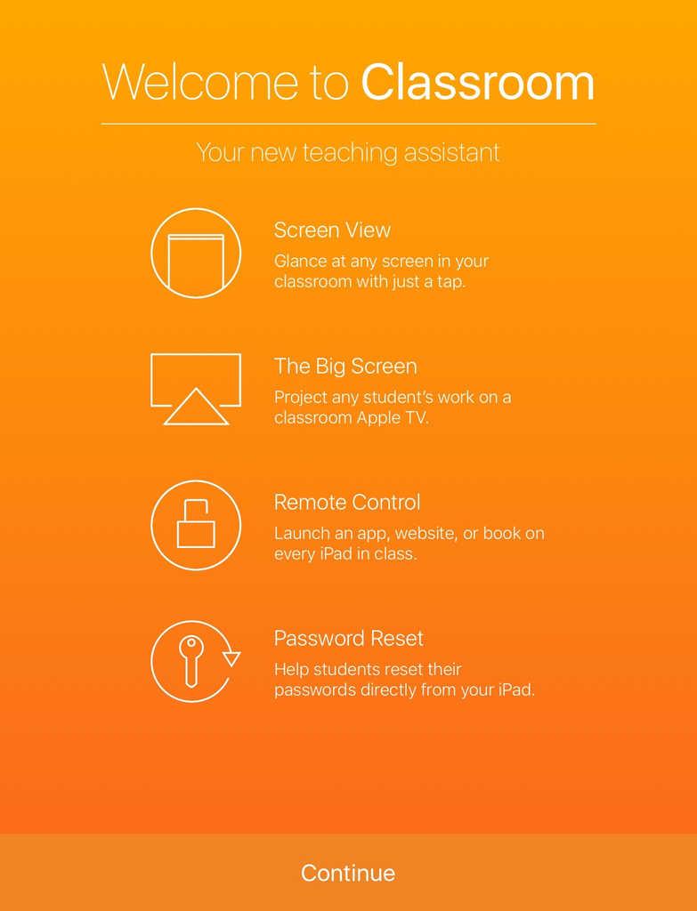 Sala de Aula para iPad