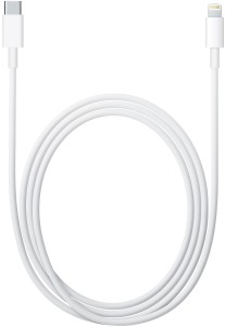 Apple - Cabo de Lightning para USB-C