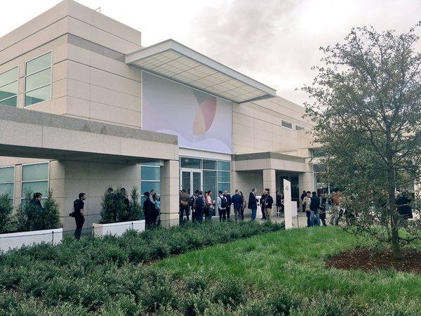 Evento especial da Apple (21/3)