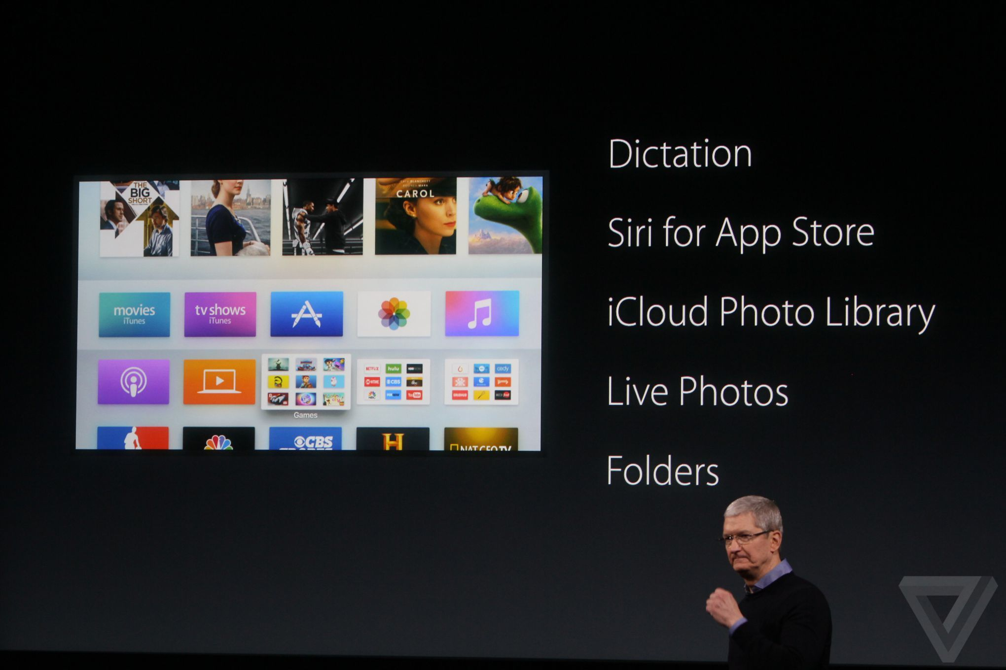 Apple tvOS 9.2