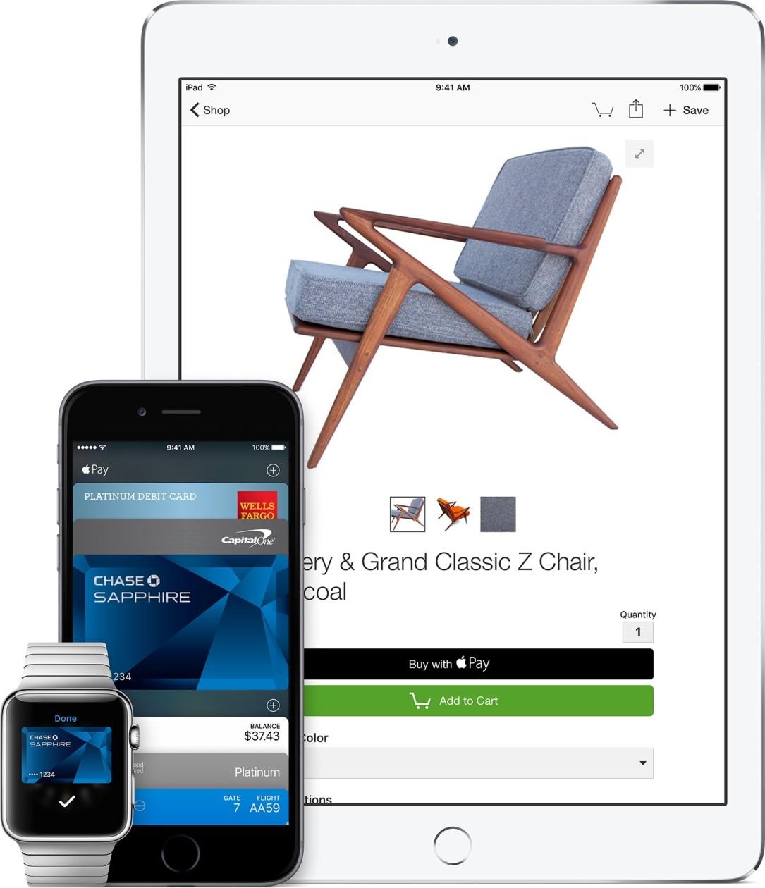 Rumor: Apple Pay passará a funcionar em sites mobile até o fim deste ano