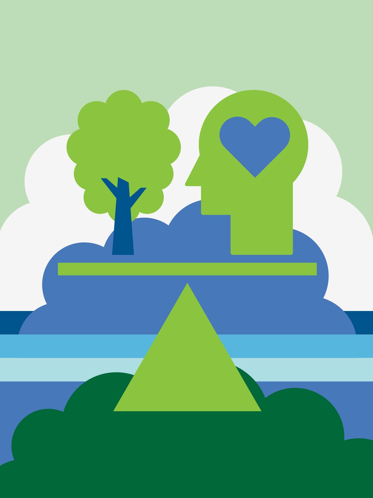 Wallpaper da Apple para reciclagem