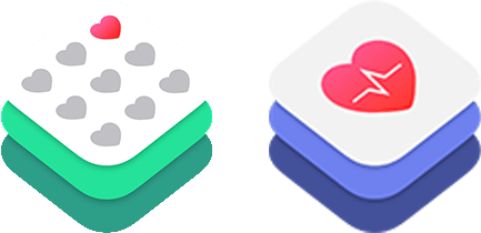 Ícones - ResearchKit e CareKit