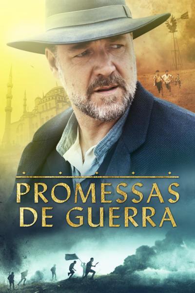 "Pôster - ""Promessas de Guerra"""
