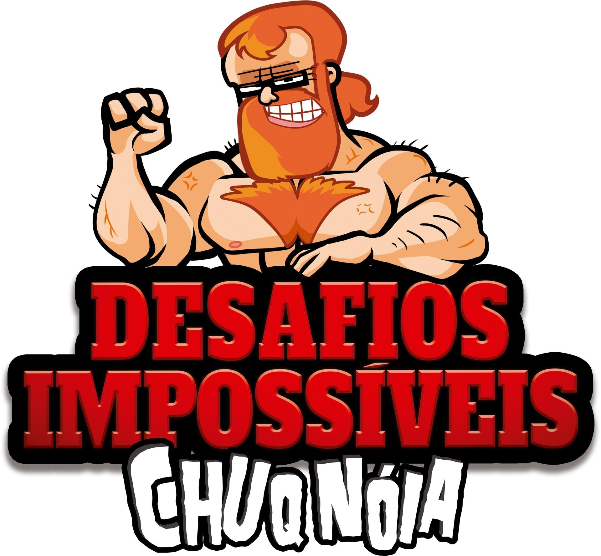 Logo do app Desafios Impossíveis Chuq Nóia para iOS