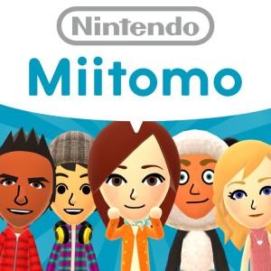 Ícone do jogo Miitomo para iOS