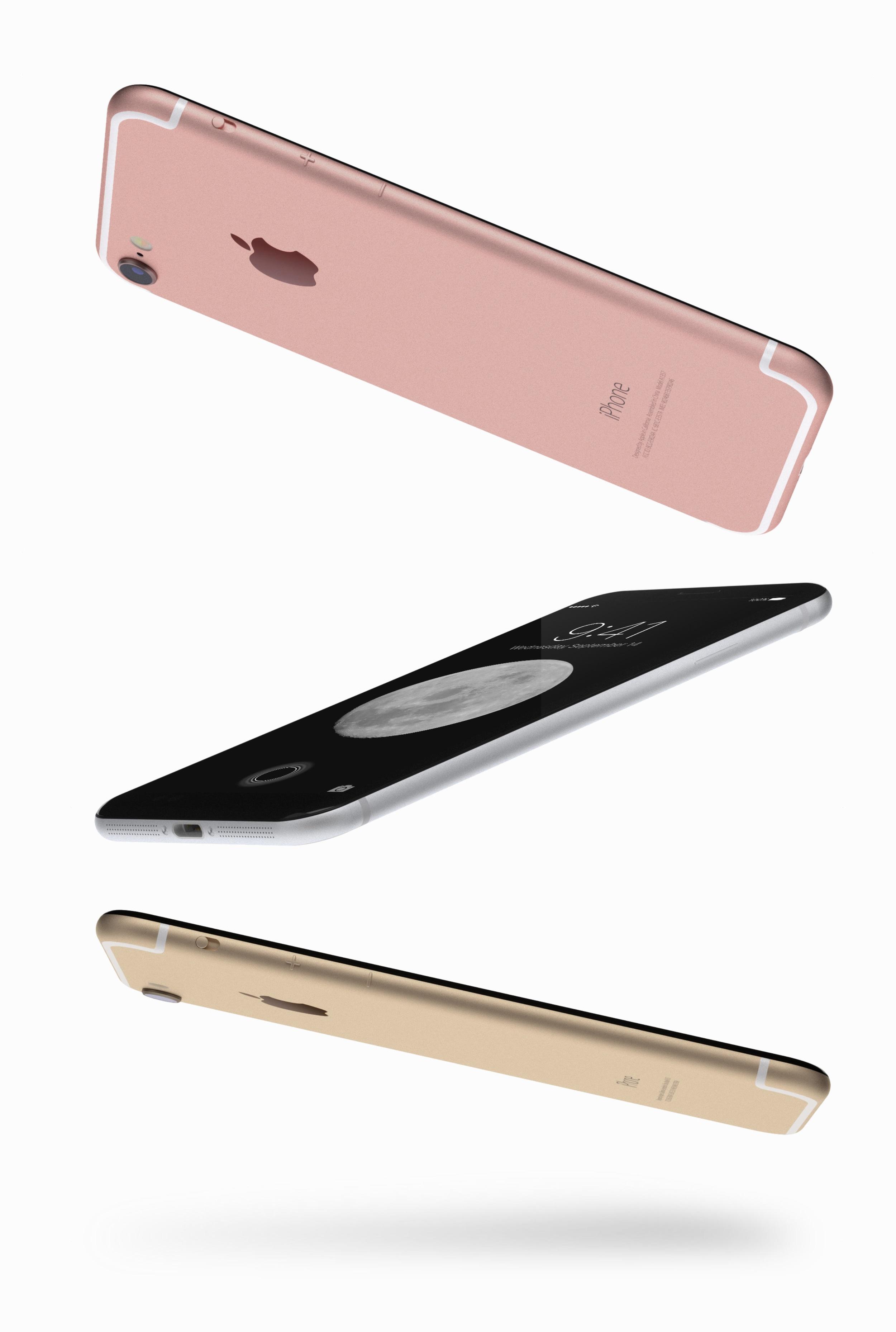 Conceito para o iPhone 7