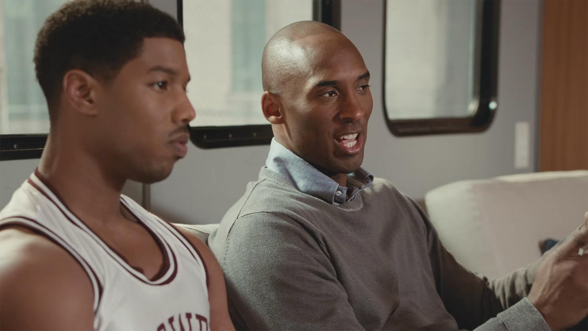 Apple TV com Kobe Bryant