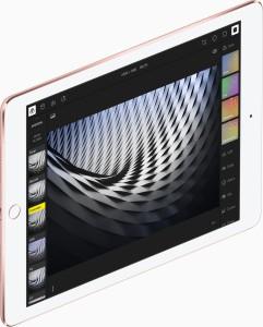 Tela Retina do iPad Pro de 9,7 polegadas