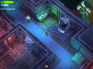 Screenshot - Space Marshals