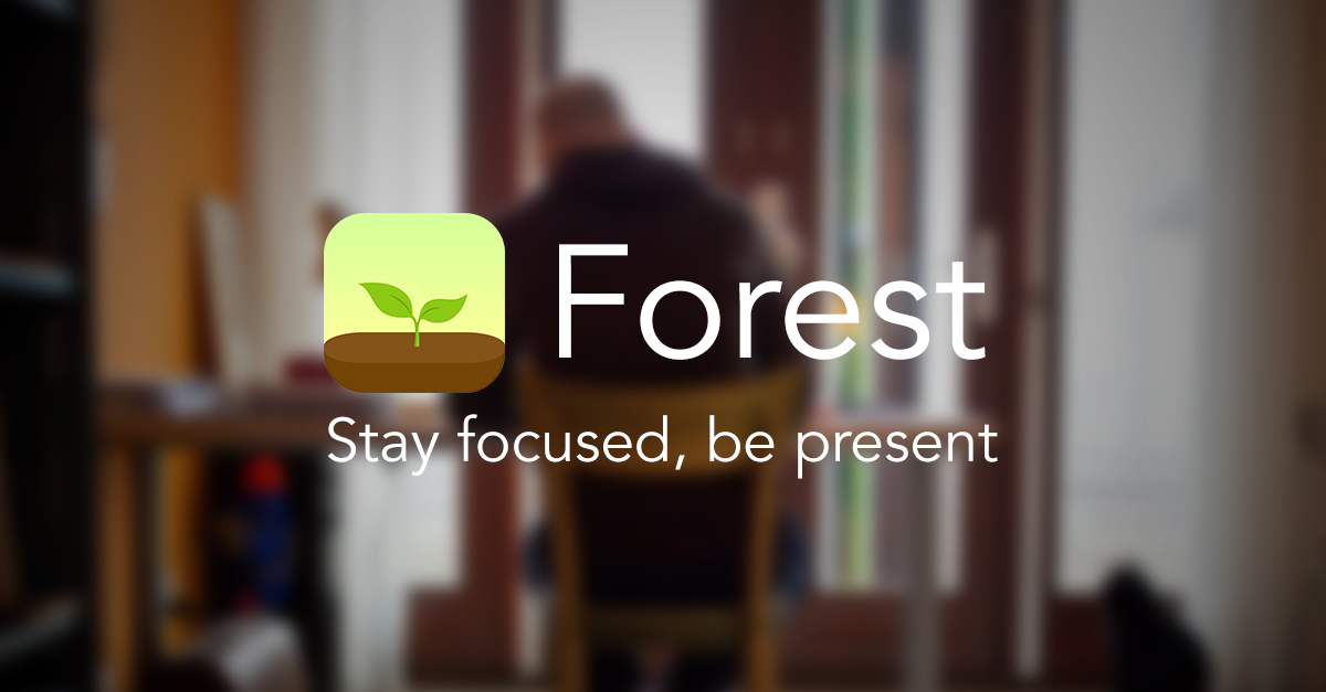 App Forest - Banner